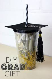 graduation gift diy graduation gift in a cup