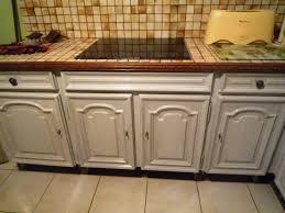 peinture meuble cuisine chene cuisine peinture sur meuble de cuisine en chene conception de