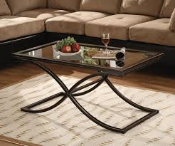 modern southern table amazon com southern enterprises vogue cocktail coffee table