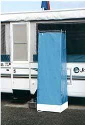 rv awning track tarp hangers tent trailer motorhome light