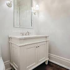 28 Bathroom Vanity With Sink Vanities 28 Powder Room Ideas Powder Bath Vanity Vessel Sink