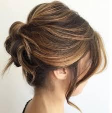 Hochsteckfrisurenen Mit D Nen Haaren by Hochsteckfrisuren Für Mittellanges Haar 2017 Haar Frisuren Trends