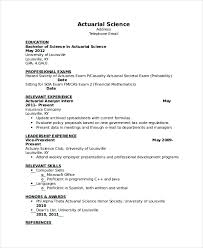 Policy Analyst Resume Sample by Actuarial Resume Template 5 Free Word Pdf Documents Download