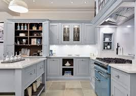 light blue kitchen cabinets uk light blue kitchen tom howley