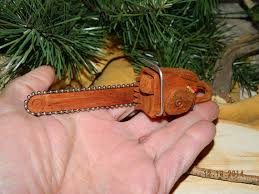 mini chainsaw cottonwood bark wood carving chain saw carving power