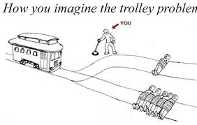 Memes Problem - behind the absurd popularity of trolley problem memes huffpost