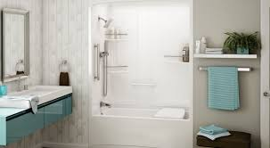 shower soaking tub and shower combo awesome soaker tub shower 17