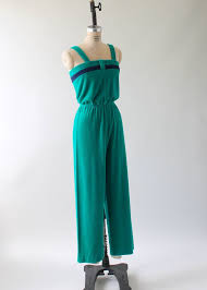 terry cloth jumpsuit vintage 1970s green terrycloth jumpsuit raleigh vintage