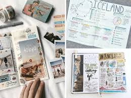 15 creative travel bullet journal ideas for the wanderlust she
