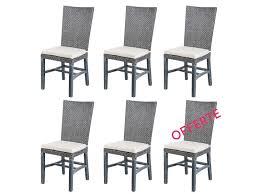 conforama chaise de salle à manger chaise salle a manger conforama salle a manger noir et blanc