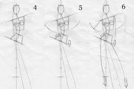 how to draw a fashion figure final fashion
