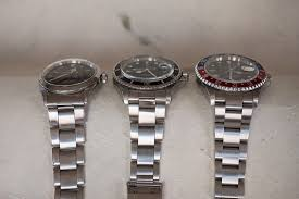 rolex steel oyster bracelet images Historical perspectives the fascinating and totally geeky story 0&amp