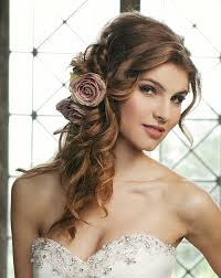 Hochsteckfrisurenen Hochzeit Lange Haare by 55 Frisuren Halboffen Kleid Haare Up