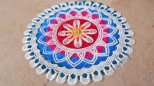 best rangoli designs for diwali 2016 free rangoli with colors