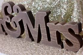 mr and mrs sign for wedding sale mr mrs sign rustic wooden wood free standing shabby