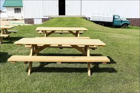 Kids Wooden Picnic Table Exteriors Marvelous Square Picnic Table Diy Picnic Table Kids