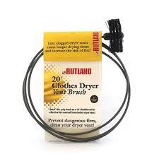 4 u0027 u0027 pellet stove dryer vent brush 20 u0027 handle northline express