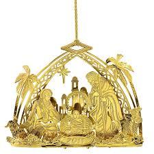 2011 annual gold ornament the danbury mint