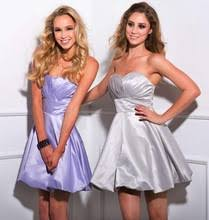 compare prices on satin silver bridesmaid dresses online shopping