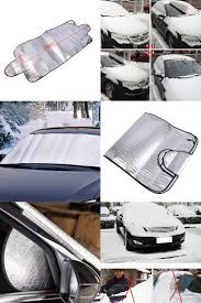visit to buy 2017 magnetic car wind screen cover frost ice shield