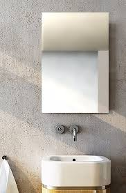 Polished Edge Plain Bathroom Mirror - Plain bathroom mirrors