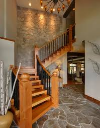 Inside Home Stairs Design 10 Simple And Diverse Wooden Staircase Design Ideas