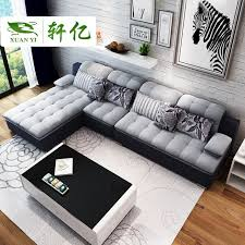 free shipping sectional sofa european style two persons sofa single