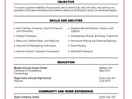 cosmetologist resume pretty design cosmetology resume sles 4 cosmetologist resume
