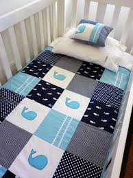 Nautical Themed Baby Rooms - baby room theme wedding il 570xn 210173796 whale quilt set