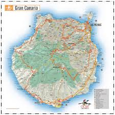 Vigo Spain Map by Large Gran Canaria Maps For Free Download And Print High