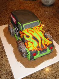 picture of grave digger monster truck grave digger monster truck cakecentral com