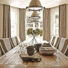 Dining Room Window Ideas Taupe Dining Room Design Ideas