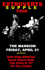 Sofa Kings Band by Extroverts At The Mansion Apr 21 2017 10 00pm