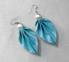 feather earrings for kids handmade paper earrings for kids and occasions working