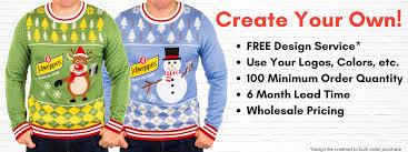 custom sweaters festified