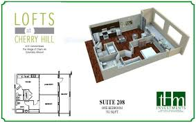 One Bedroom Apartments In Columbia Mo Lofts At Cherry Hill Rentals Columbia Mo Apartments Com