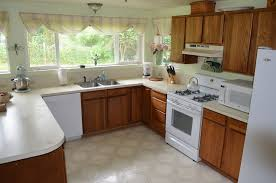 refurbished kitchen cabinets before and after home design ideas