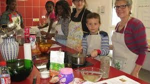 cuisine en famille au centre social veil on cuisine en famille