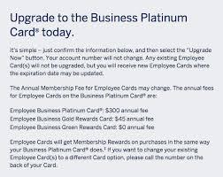 Business Platinum Card Amex Upgrade To Amex Business Platinum And Get 50k Bonus Points