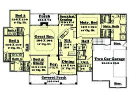 House Plans 2500 Square Feet 2221 Best House Plans Images On Pinterest House Floor Plans