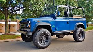 land rover convertible 4 door land rover classic cars for sale
