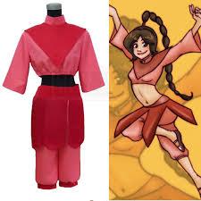 aliexpress buy avatar airbender ty lee cosplay