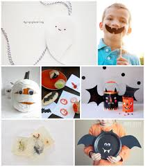 Spooky Halloween Crafts Hello Wonderful 35 Easy Cute And Fun Halloween Crafts