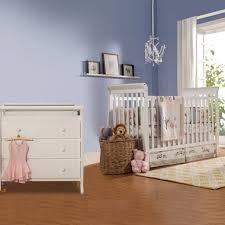 Davinci Emily 3 Drawer Changing Table Davinci 2 Nursery Set 4 In 1 Convertible Crib And