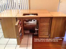 solid wood sewing machine cabinets sewing cabinet sewing cabinet drawers and cherries