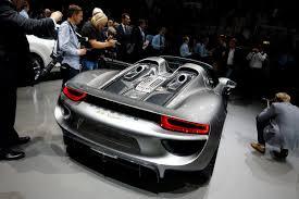 Porsche 918 Spyder Concept - 2014 porsche 918 spyder revealed in production trim photos u0026 videos