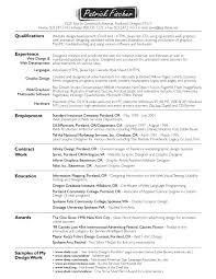 Resume For Web Developer Ljmu Student Dissertations Cheap Dissertation Conclusion