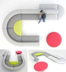 Semi Circle Couch Sofa by 20 Round Couches That Will Steal The Show Rock N Light Side And