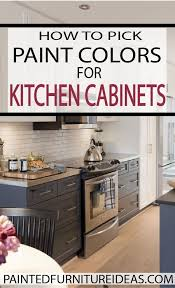 choosing kitchen cabinet paint colors how to paint colors for kitchen cabinets painted