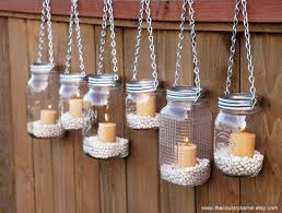 mason jar outdoor lights hanging mason jar garden lights mason jar crafts